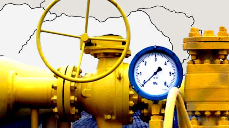 GAS PIPE - ROM - MOLDOVA