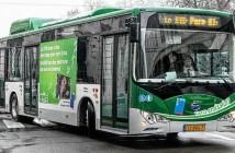 autobuz electrica