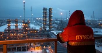 Inside OAO Lukoil's Nizhegorodnefteorgsintez Oil Refinery
