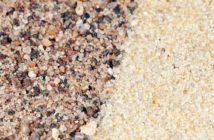 nisip de fracturare