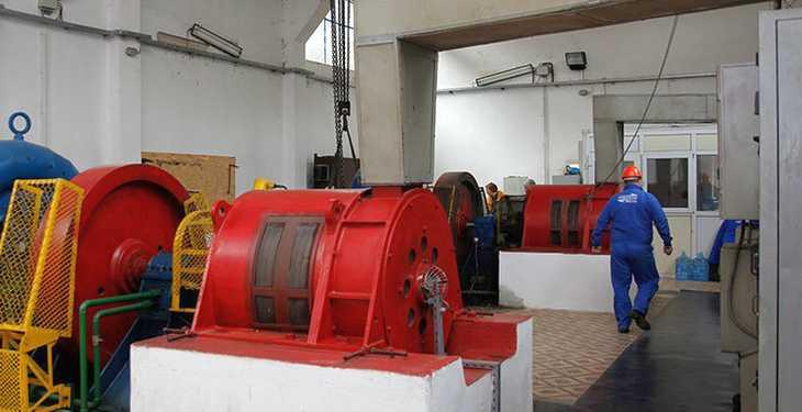 turbine pe gaze
