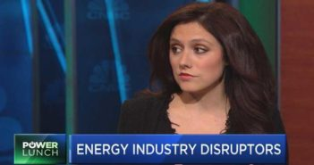 Kate Richard, CEO of energy investment firm Warwick Energy