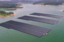ferme solare plutitoare