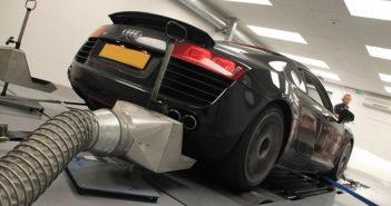 Audi-emission