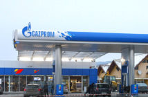 Gazprom-benzinarie
