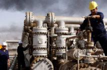 Irak-oil