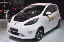 china e-cars