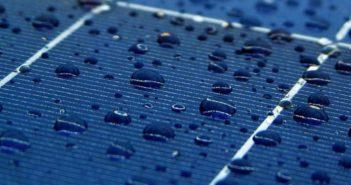 solar ploaie