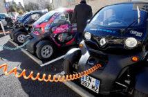 Vehicule-electrice