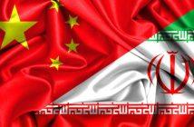 china iran
