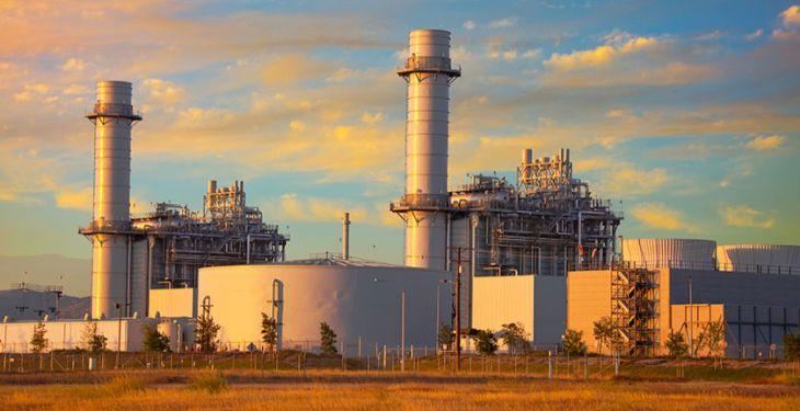 Naturalgaspowerplant