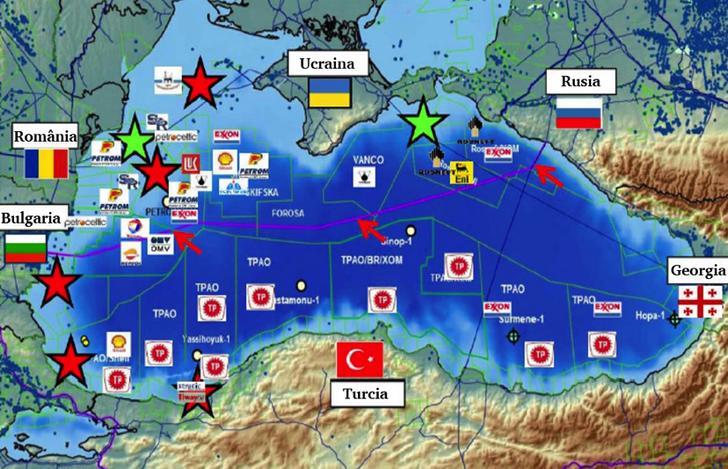harta Marea Neagra