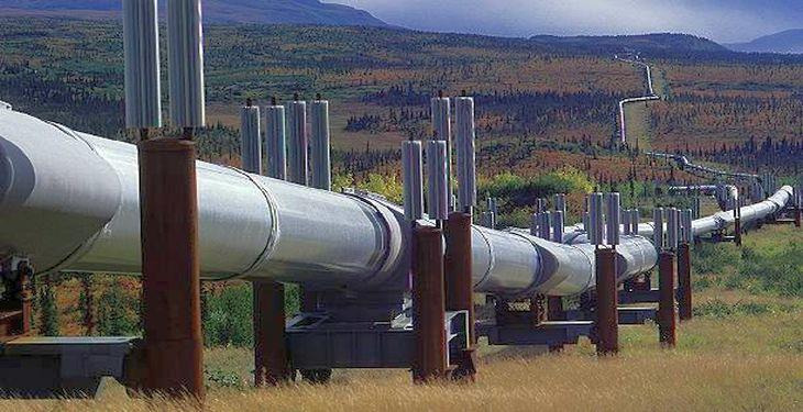 Pipeline-in-Alaska