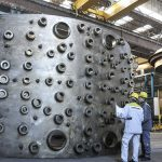 ROMATOM: The biggest process equipment, made in Romania on the IMGB platform, for a refinery in Egypt