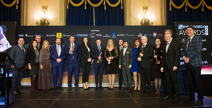 Energynomics Awards 2019 (4 decembrie 2019)
