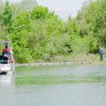 Prima ambarcaţiune 100% electrică, proiectată să cureţe apele României de gunoaie, lansată de Ziua Mediului