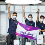 Bosch Future Mobility Challenge announces winners of its fourth Cluj edition
