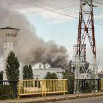 Lukoil: Incendiul de la rafinăria Petrotel nu a prezentat riscuri