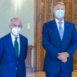 President Iohannis - meeting with Enel Group representatives