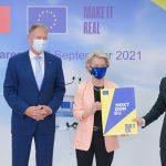 Preşedintele CE - în vizită la Bucureşti, pentru prezentarea evaluării PNRR