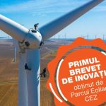Patented CEZ innovation: The wind farm obtains its first patent