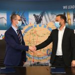 Transelectrica and Delgaz Grid have signed an agreement for the development of CARMEN project