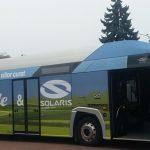 12 orașe din România testează un autobuz cu hidrogen de la Solaris